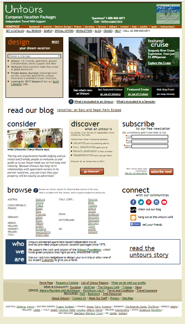 old-website